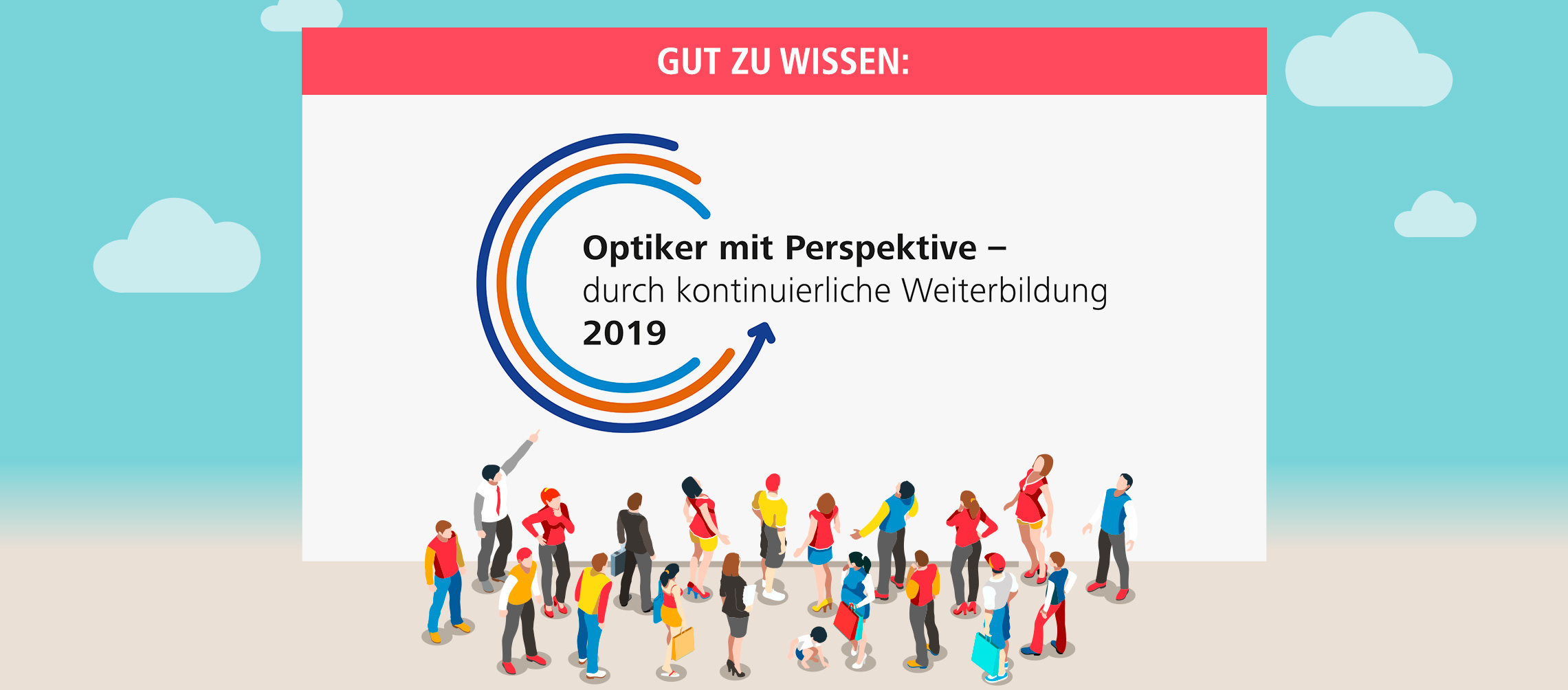 Optiker mit Perspektive 2019