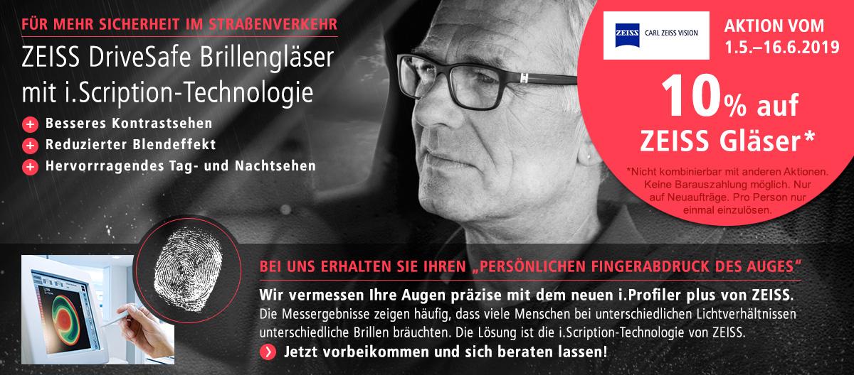 ZEISS Glaeser Aktion